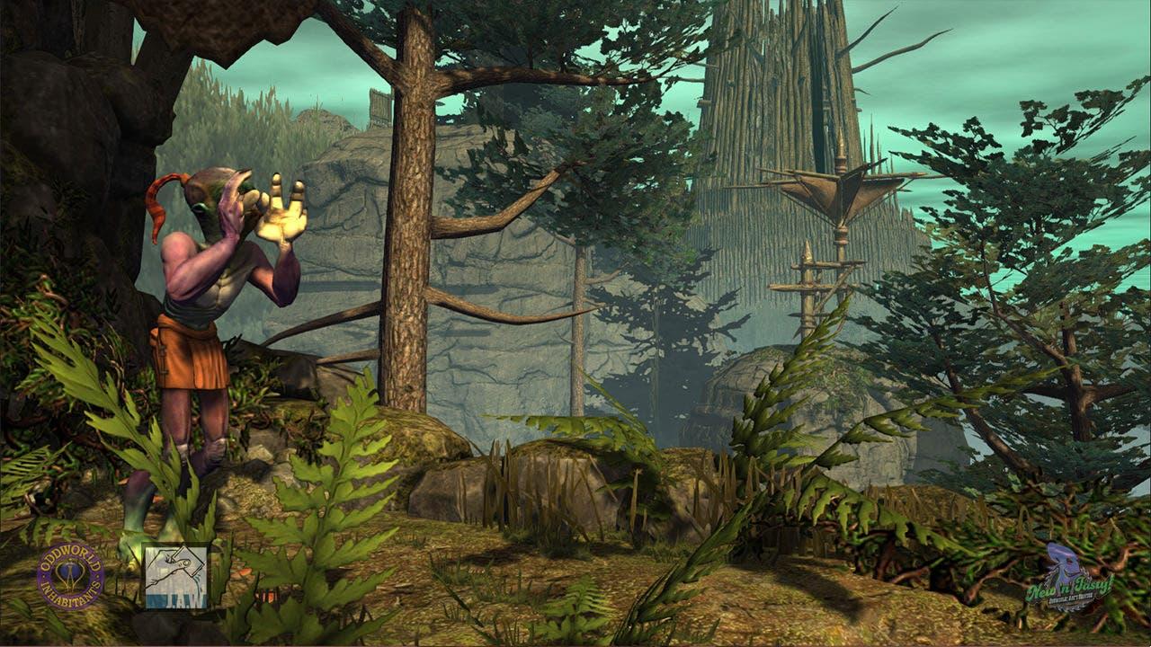 Nuevas imágenes de 'Oddworld: Abe`s Oddysee New N`Tasty!'