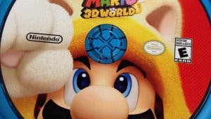 Copias de 'Super Mario 3D World' sin pin del Club Nintendo