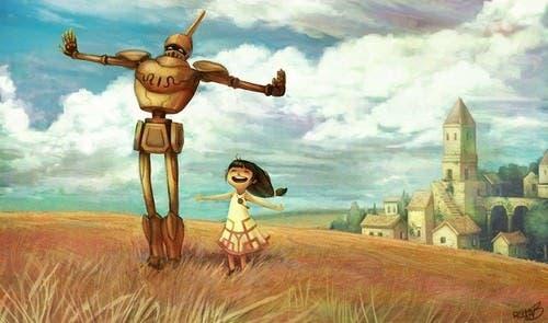 El juego indie 'The Girl and the Robot' se lanzará próximamente en Wii U