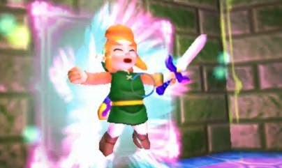 Nuevo tráiler y detalles de 'The Legend of Zelda: A Link Between Worlds'