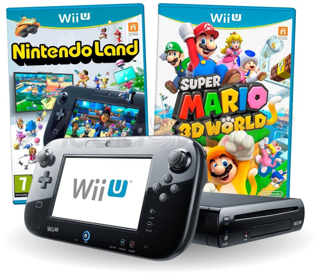 Super mario 3d land for wii u / Red dot vacations