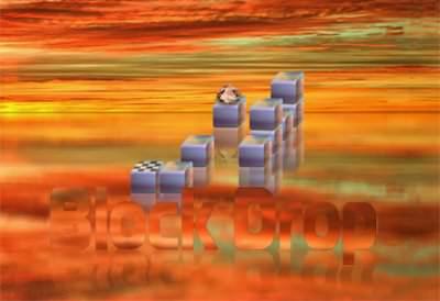 'Block Drop U' un entretenido juego de bloques que llegará a Wii U