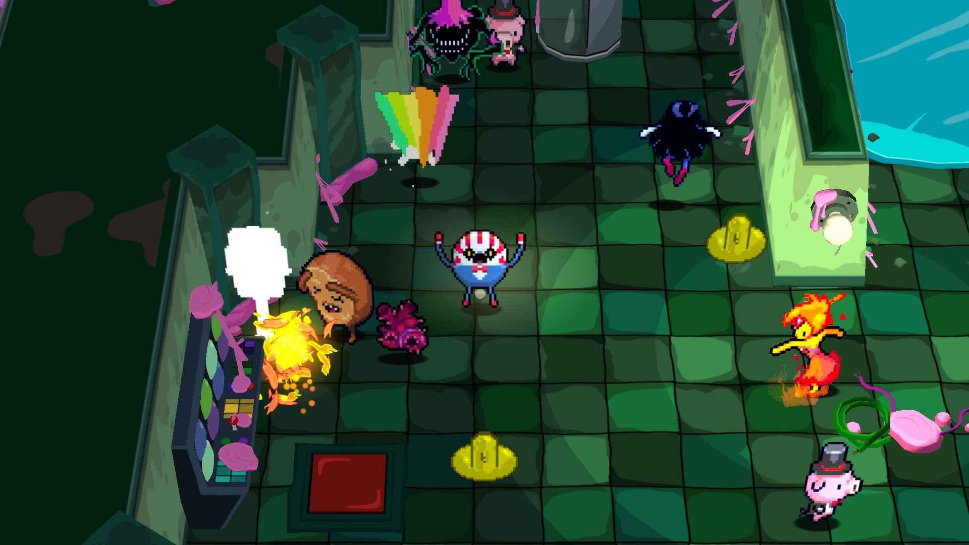 Nuevas imágenes sobre el DLC de 'Hora de Aventuras: ¡Explora la mazmorra porque yo paso!'