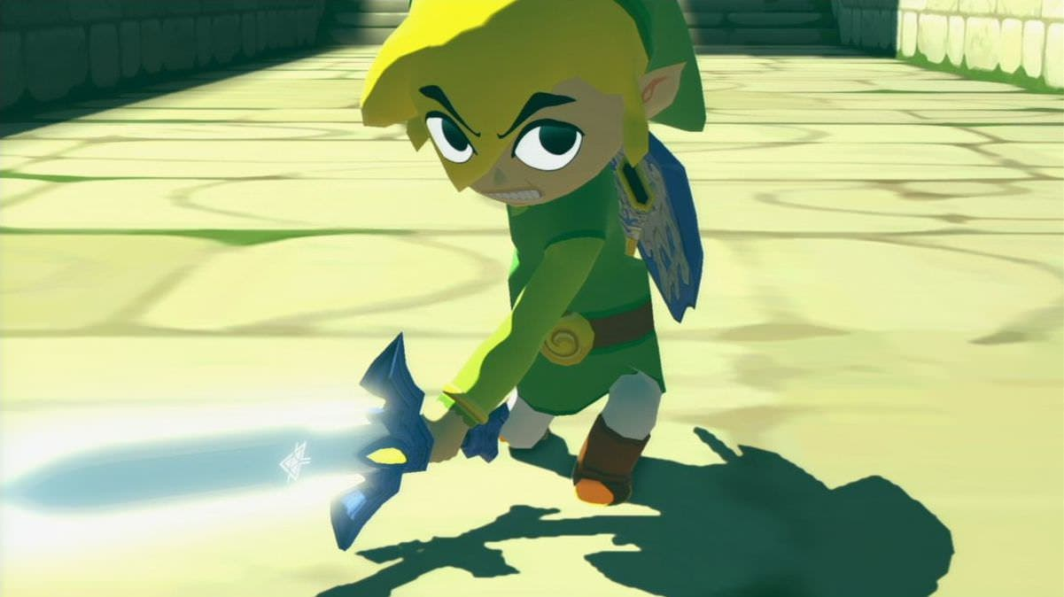 Glitch supremo en 'The Legend of Zelda: The Wind Waker HD'