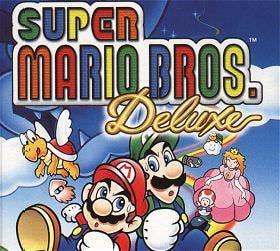Suspendido el lanzamiento de 'Super Mario Bros. Deluxe' para 3DS