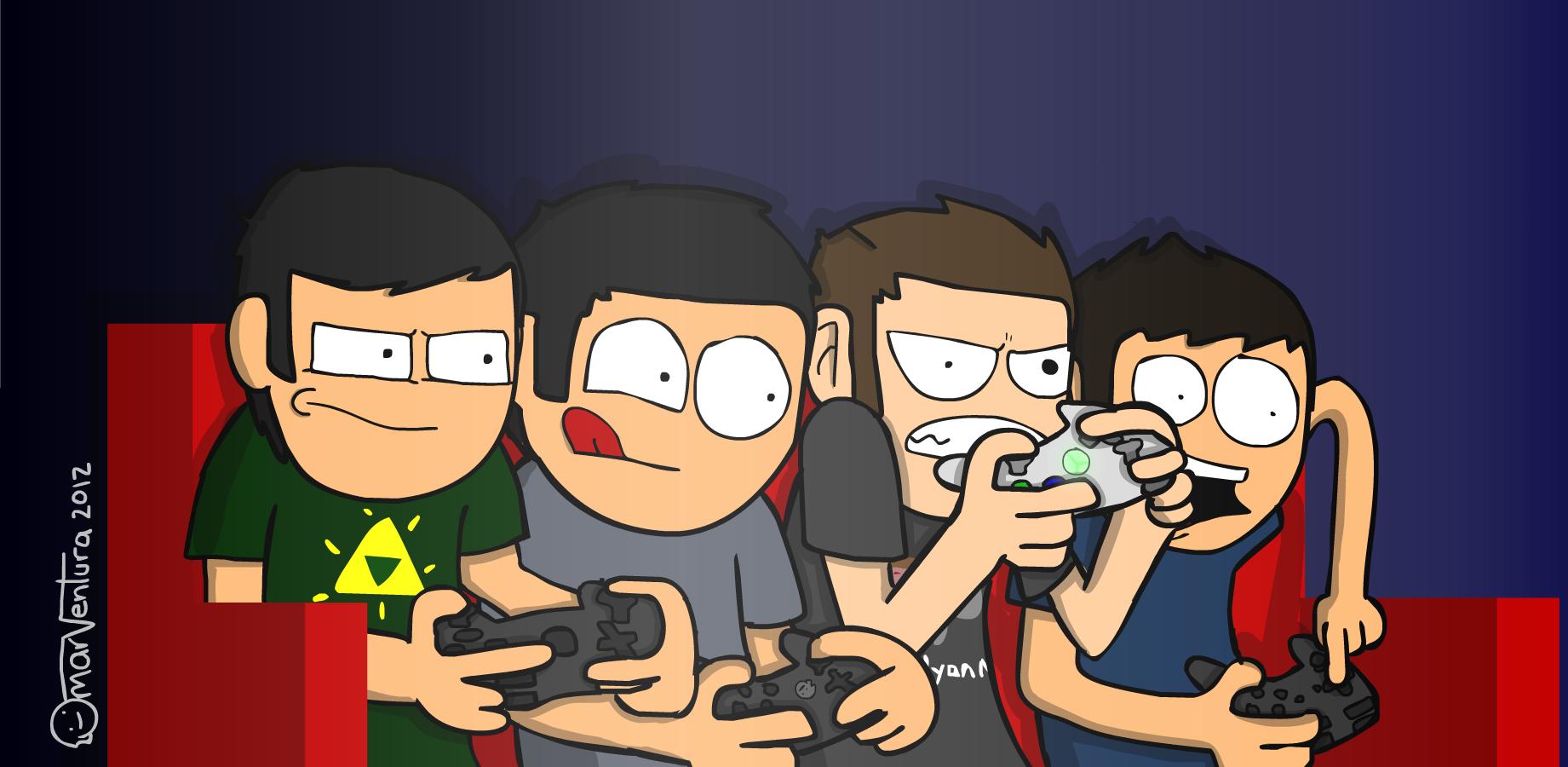 Un estudio revela que los videojuegos pueden provocar alucinaciones