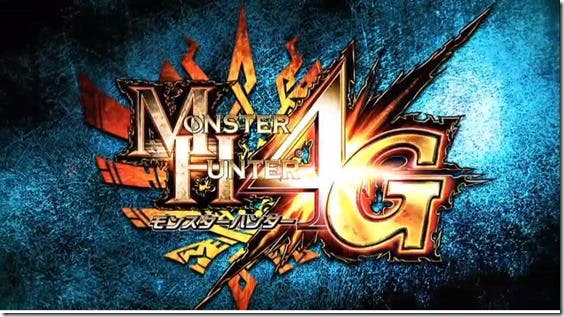 "Anunciado ""Monster Hunter 4G"" en Japón y ""Monster Hunter 4 Ultimate"" para Occidente"