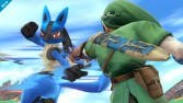 super smash bros lucario 4