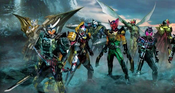 El exclusivo de PS3 'Kamen Rider: Battride War II' llegará a Wii U