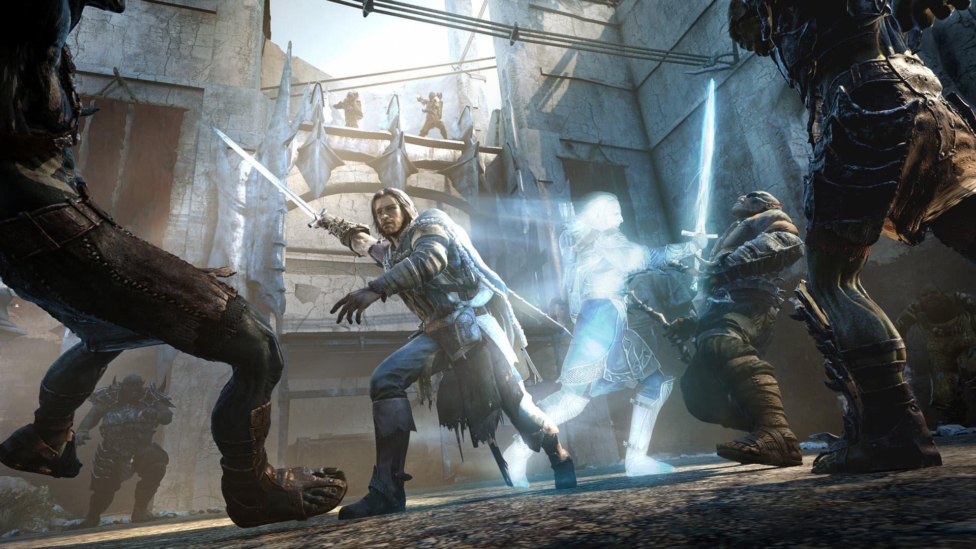 'La Tierra Media: Sombras de Mordor' no saldrá en Wii U