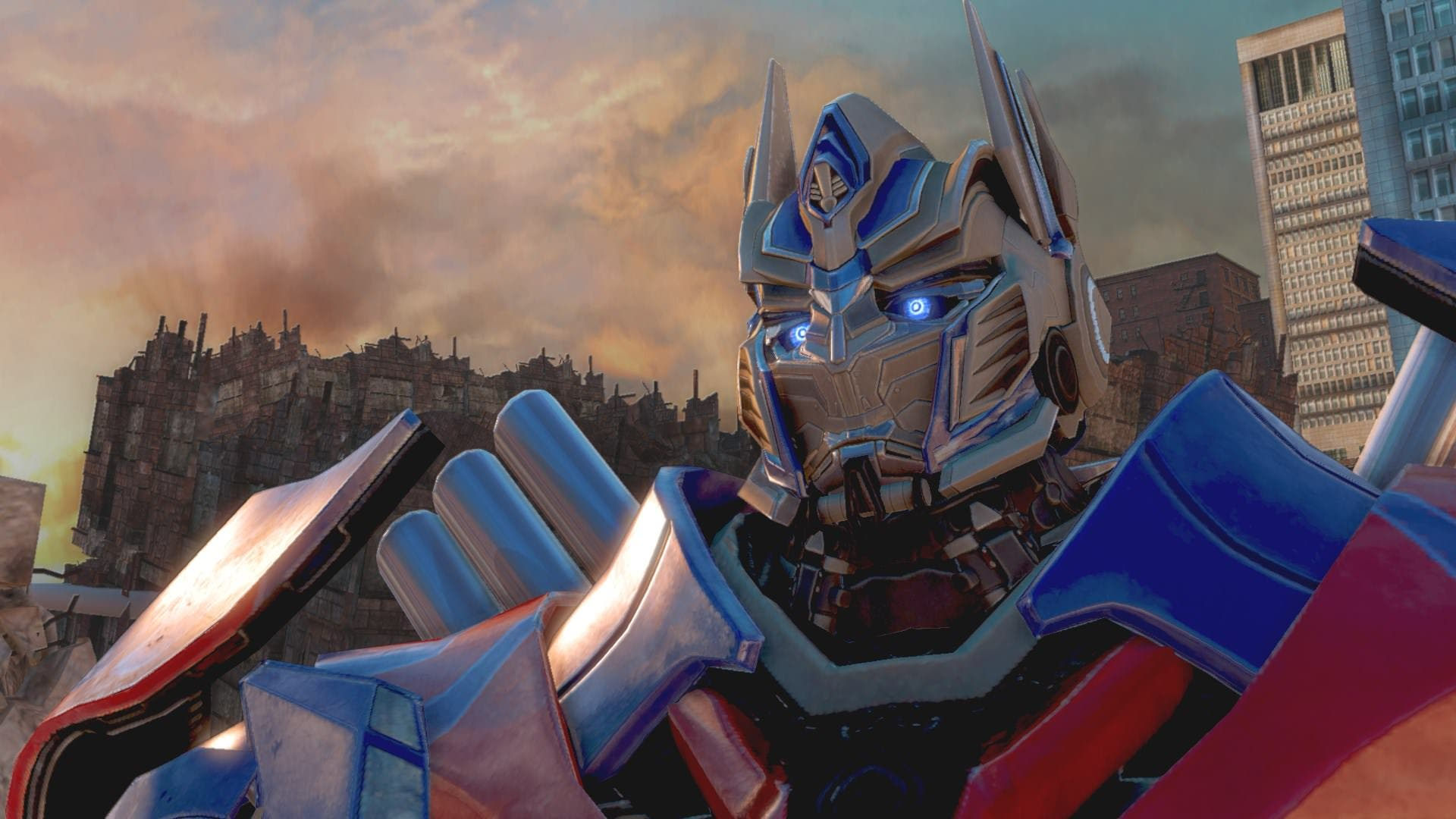 Nuevo tráiler de 'Transformers: Day of the Dark Spark'