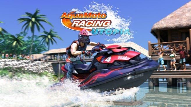 Zordix Games anuncia que Aqua Moto Racing Utopia llegará a Wii U «pronto»