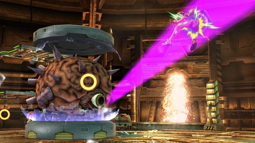 Cerebro Madre será ayudante en 'Super Smash Bros'