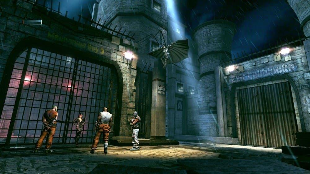 Confirmado 'Batman: Arkham Origins Blackgate – Deluxe Edition' en Wii U