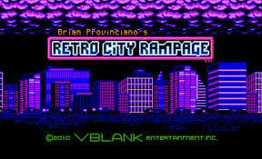 'Retro City Rampage' no llegará a Wii U