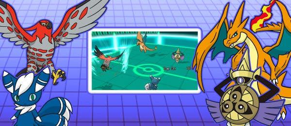 Tercera temporada de Combates por Puntos de 'Pokémon X / Y'