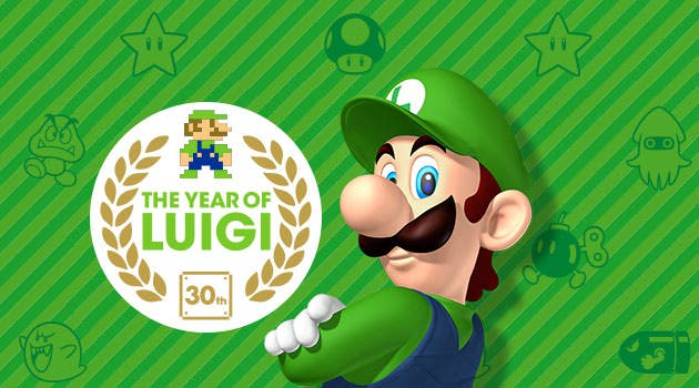Miyamoto anuncia el final del 'Año de Luigi'