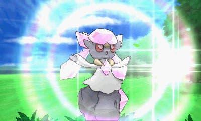 Trailer y ataques del nuevo Pokémon, Diancie en 'Pokémon X/Y'