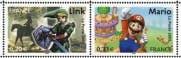 sellos de videojuegos