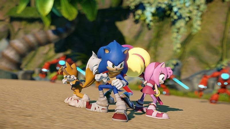 Sonic Boom contará con modos para cuatro jugadores adicionales al modo campaña