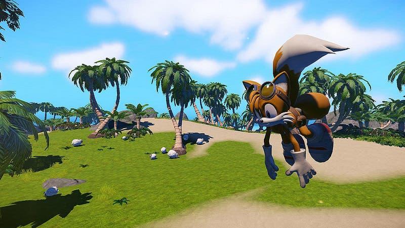 'Sonic Boom' tiene una historia propia de un sandbox
