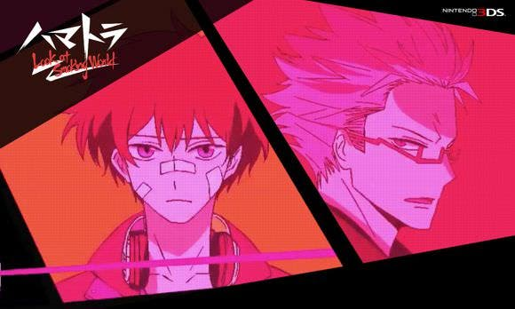 'Hamatora: Look at Smoking World' anunciado para 3DS