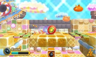 Nuevo puzzle de 'Kirby Triple Deluxe' disponible en Europa