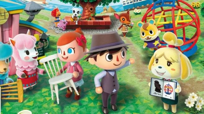 Nintendo nos desea Felices Pascuas añadiendo sorpresas en 'Animal Crossing'