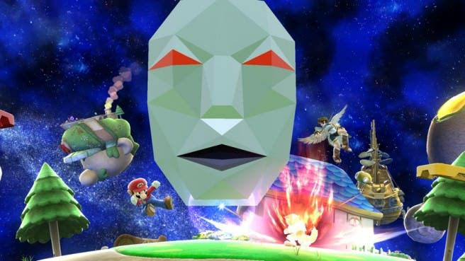Andross regresa en 'Super Smash Bros. Wii U / 3DS'