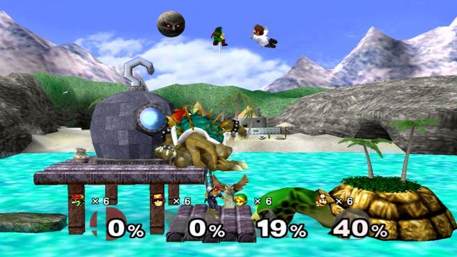 Confirmado 'Super Smash Bros.' en el torneo EVO 2014
