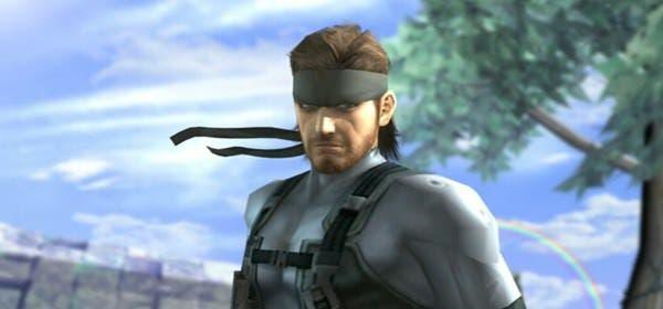 Poco probable que veamos a Snake en el nuevo 'Super Smash Bros'