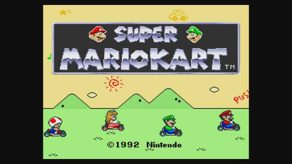 Ya disponible en español la entrevista de Nintendo con los desarrolladores de Super Mario Kart