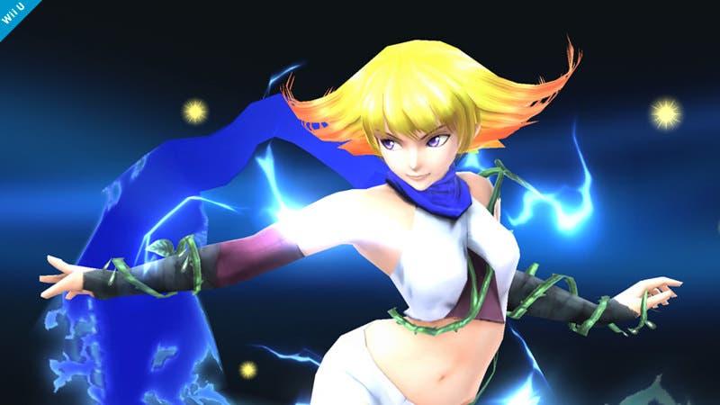 Ámbar de Kid Icarus será un trofeo en 'Super Smash Bros' para Wii U