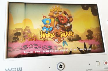 Anunciado 'Swords and Soldiers HD' para Wii U