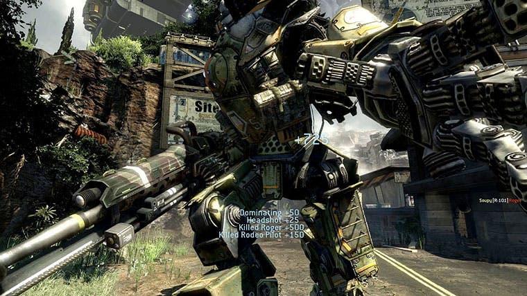 [Rumor] ¿'Titanfall' en Wii U? Se abre la veda…