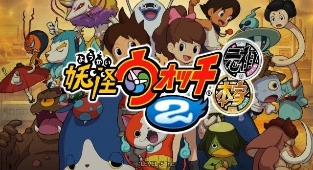 Level 5 proporciona los primeros detalles de 'Youkai Watch 2: Founder' y 'Youkai Watch 2: Head'