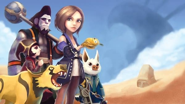 Nuevos detalles sobre 'Earthlock: Festival of Magic'