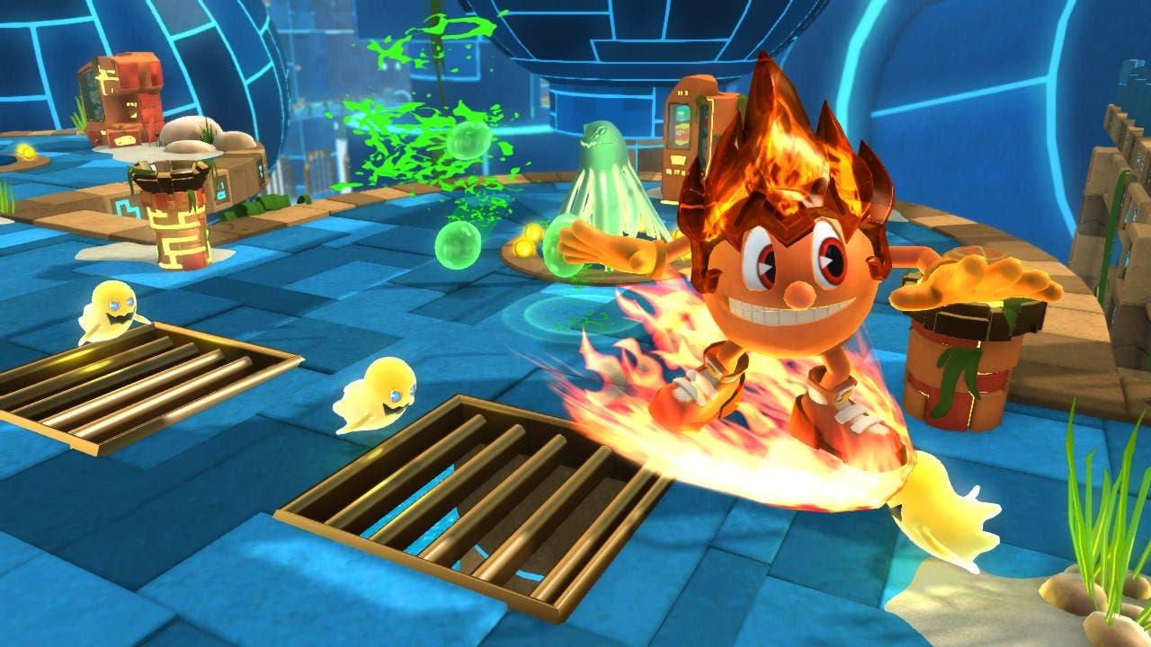 Nuevas Imágenes de 'Pac-Man y las Aventuras Fantasmales 2'