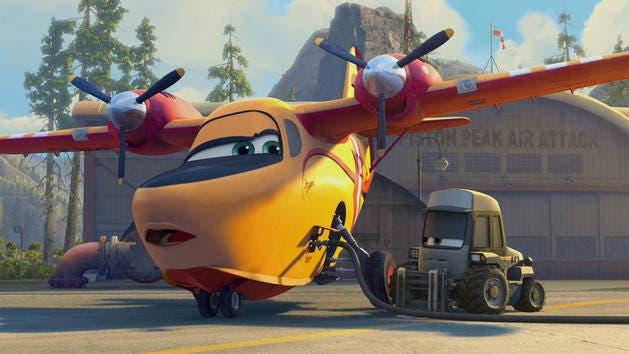'Planes: Fire & Rescue' y 'Violetta' próximamente en Wii, 3DS y DS