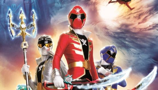 'Power Rangers Super Megaforce' arribará en Otoño a 3DS