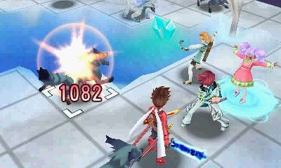 Nuevos temas para 'Tales of the World: Reve Unitia 3DS'