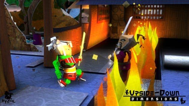 'Upside- Down Dimensions' puede llegar a Wii U