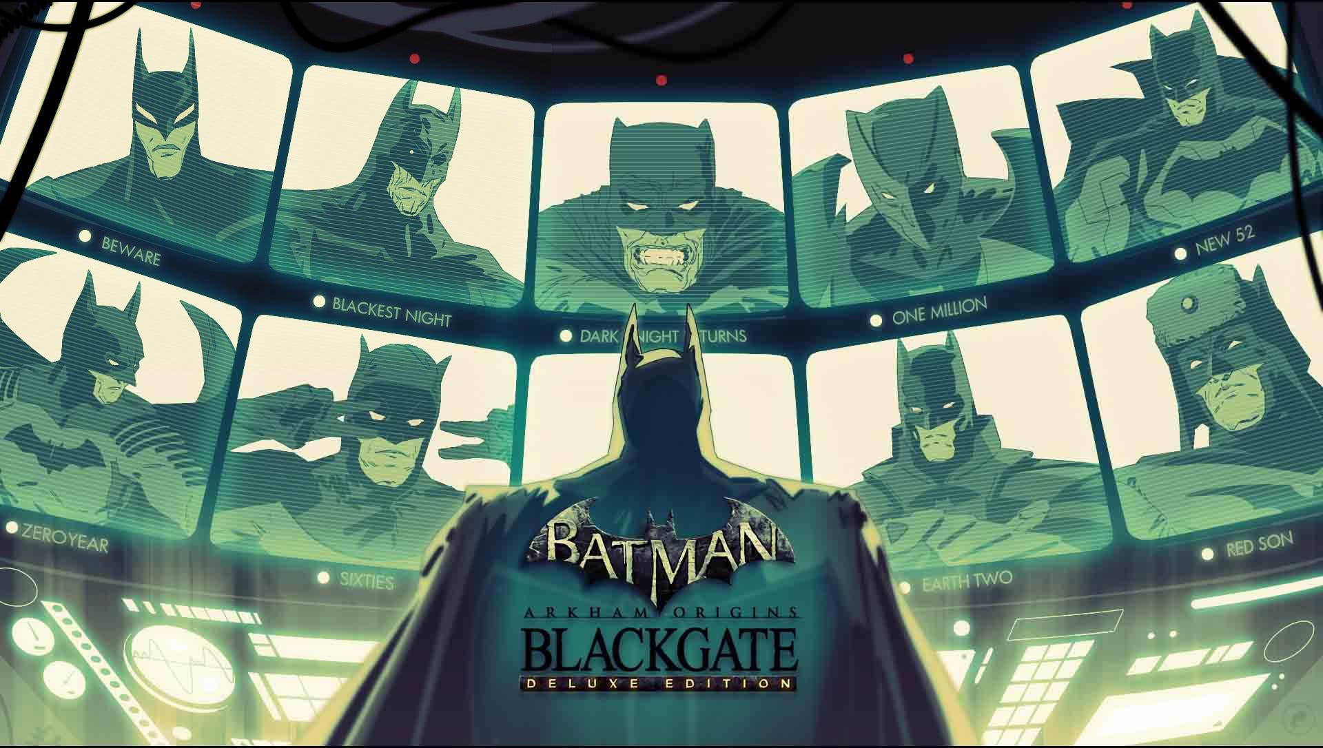 Retrasada la salida de 'Batman: Arkham Origins Blackgate' de Wii U en Europa