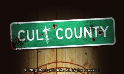 Primer gameplay de 'Cult County'