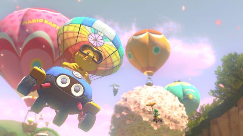 Acrobacias en 'Mario Kart 8'