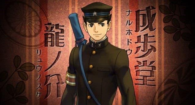 'The Great Ace Attorney' consigue una excelente puntuación en Famitsu (30/6/15)