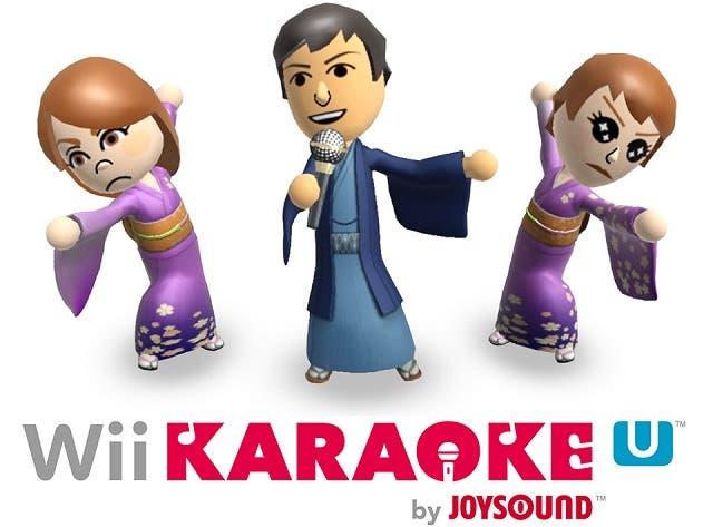 Nueva actualización para 'Wii Karaoke U' y concurso europeo