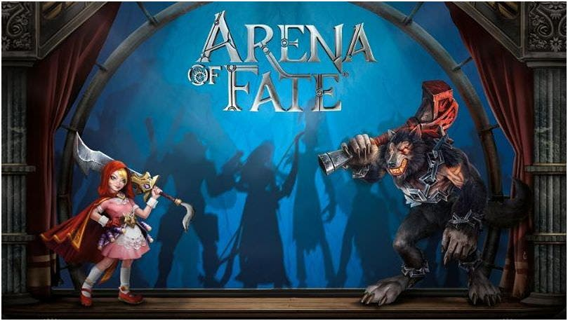 "Crytek presenta ""Arena of Fate"""