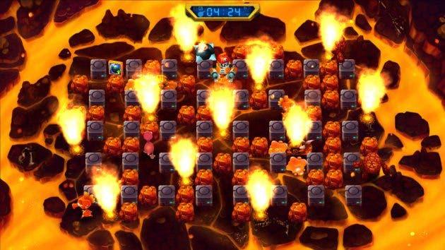 El 'primo' malhablado de 'Bomberman' llegará a Wii U