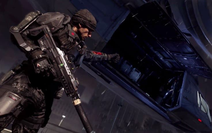 El logo de Wii U en el código de la web de 'COD: Advanced Warfare'